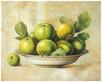 De villeneuve fabrice green apples in bowl medium