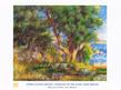 Pierre Auguste Renoir Kuestenlandschaft nahe Menton