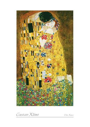 Klimt gustav der kuss 41282 large