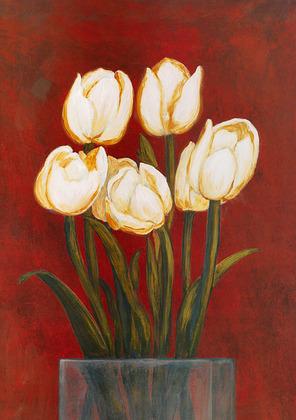 Nicht bekannt 2er Set 'Tulpen' + 'Calla'