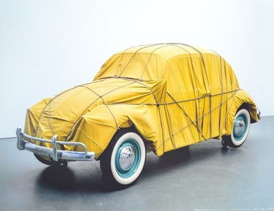Christo Wrapped Beetle
