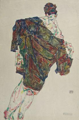 Egon Schiele Erloesung   1913