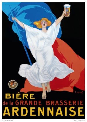 Spring Grande Brasserie Ardennaise, Sedan, ca. 1920