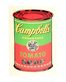 Warhol andy campbell s soup can 1965 green red medium