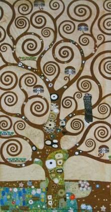 Gustav Klimt Lebensbaum