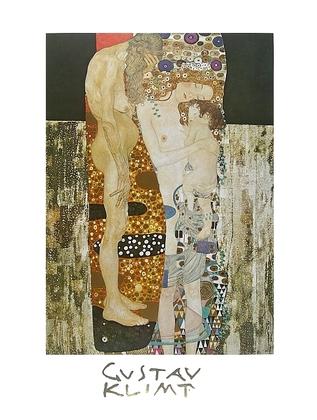 Gustav Klimt Die Drei Lebensalter