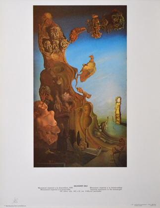 Salvador Dali Imperial Monument
