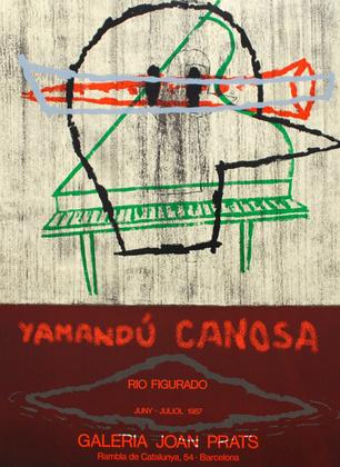 Yamanu Canosa Galeria Joan Prats III