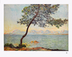 Claude Monet Cap d Antibes