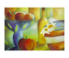 Juliane Sommer 3er Set 'Waiting for a Friend' + 'Two Oranges looking' + 'Three Oranges'
