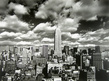 Henri Silberman Sky over Manhattan