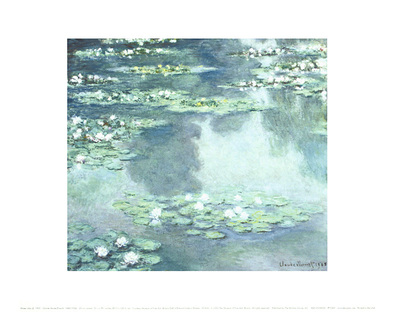 Claude Monet Water Lilies (I), 1905