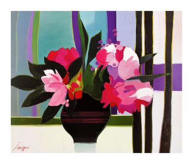 Jean Brissoni Blume mit Vase I