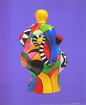 Niki de Saint Phalle Soleil