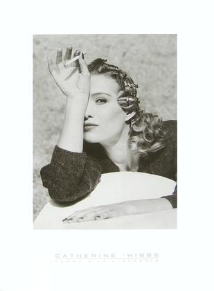 Catherine Hibbs Femme a la Cigarette