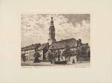 Bruck Schweidnitz, Rathaus