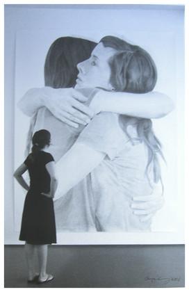 Anja Schrey Umarmung