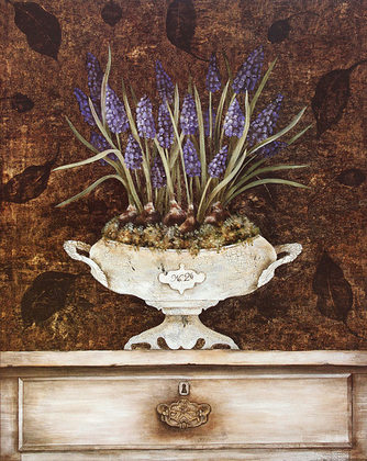 Janet Tava Tureen Hyacinth
