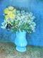 Van gogh vincent vase mit lilien margeritten und anemonen medium