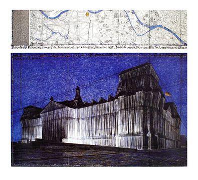 Christo Reichstag XV (1)