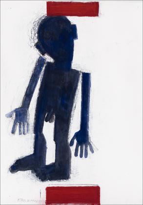 Petrus De Man Sans titre, 2007 I