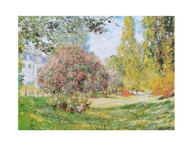 Claude Monet Parc Monceau