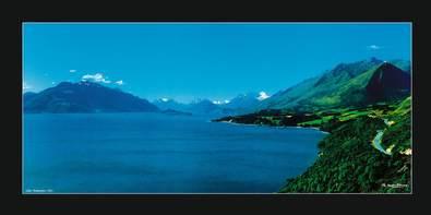 Thierry Martinez Lake Wakatipu