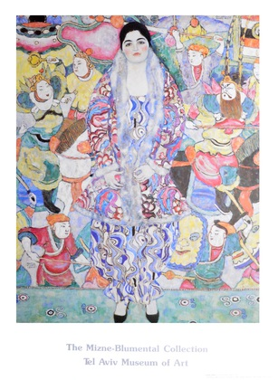 Gustav Klimt Friedericke Maria