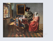 Jan Vermeer van Delft Die Weinprobe