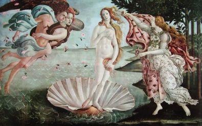 Sandro Botticelli Die Geburt der Venus