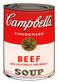Warhol andy campbells soup beef vegetables l