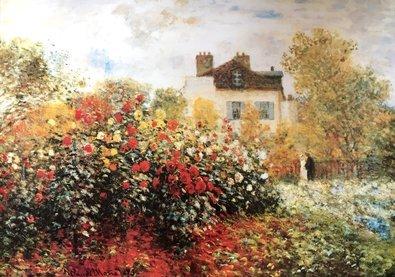 Claude Monet The Artist s Garden