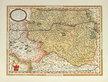 Ortelius abraham austriae ducatus chorographia map of austria medium