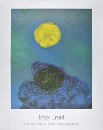 Max Ernst Ursachen der Sonne