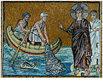 Bekannt nicht sant apollinare nuovo ravenna der wunderbare fischzug mosaik um 520 medium