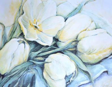 Elisabeth Krobs Tender Tulips