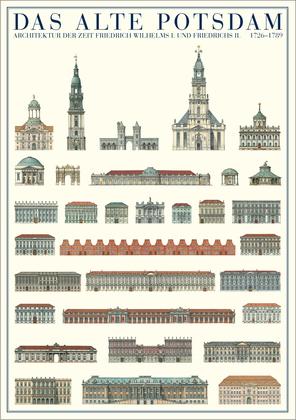 Potsdam Das Alte Potsdam