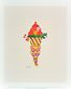 Warhol andy ice cream dessert c 1959 fancy red medium
