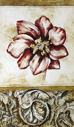 Ruth Franks 2er Set 'Delicate Petals I-II'