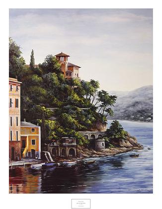 Barbara Felisky View of Portofino