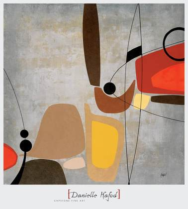 Danielle Hafod Logic & Balance II