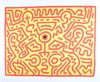Keith Haring Growing 3