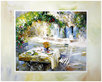 Willem Haenraets 4er Set 'Our Garden in Bloom' + 'Garden at the Lake' + 'Ydillic Garden' + 'Shadow Garden'