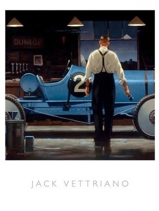 Jack Vettriano Birth of a Dream