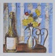 Celeste  Peters Wine & Flowers I