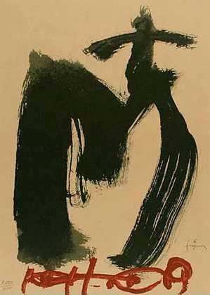 Antoni Tapies o.T. Special