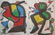 Joan Miro Engravings I  2 Beilagen