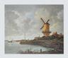 Jacob van Ruisdael Die Muehle von Wijk