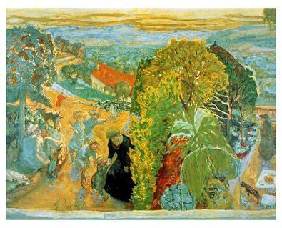 Pierre Bonnard Der Sommer - Der Tanz, 1907-1911