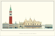 Venedig Bacino di San Marco